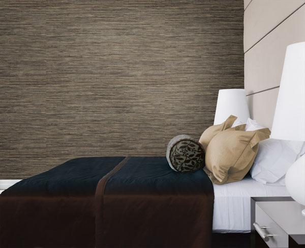 Kenneth James Grasscloth Wallpaper from the Shangri La Collection