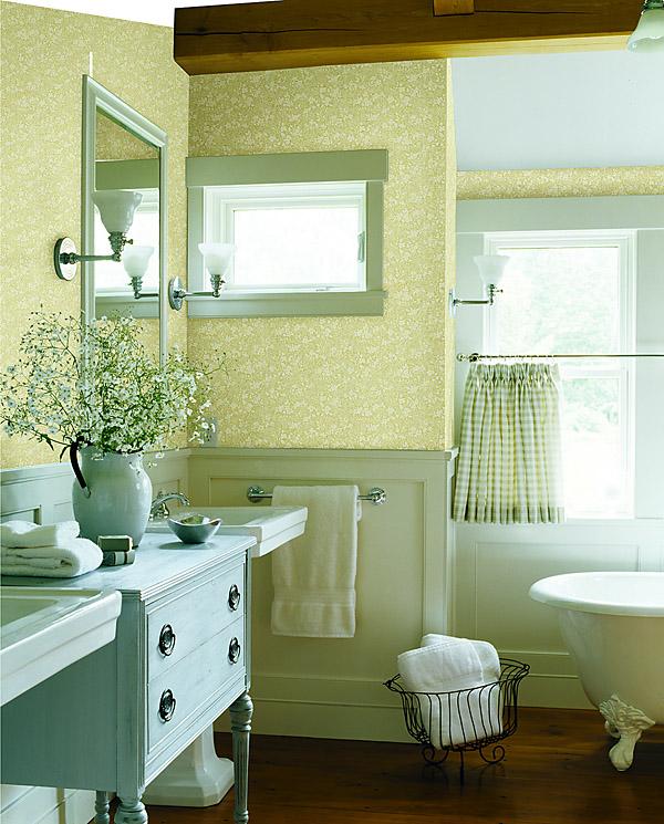 Neutral textured bathroom wallpaper brewster home for Textured wallpaper for bathroom