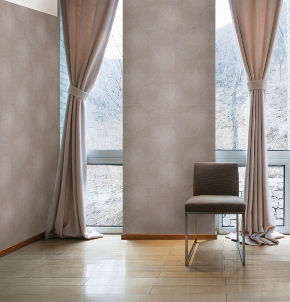 A contemporary wallpaper from Kenneth James