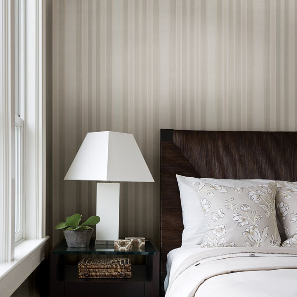 . Bedroom Wall Stripes  20 Trendy Bedrooms With Striped Accent Walls