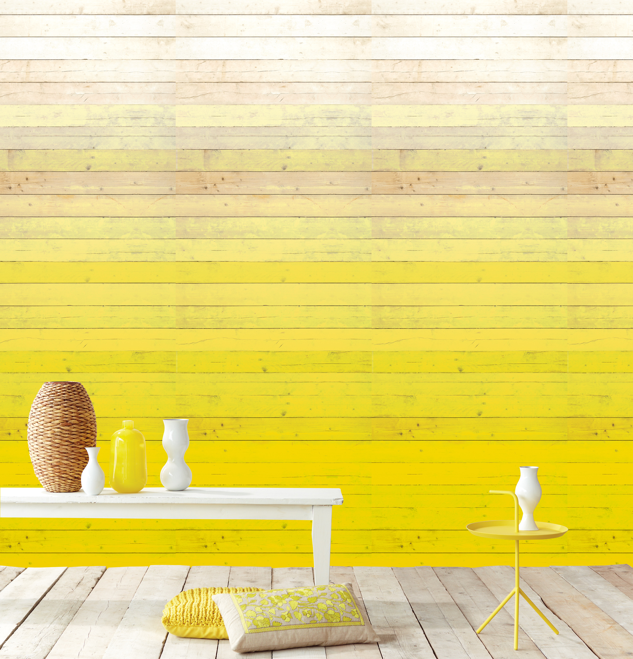 Introducing ibiza wallpaper collection brewster home for Brewster wallcovering wood panels mural