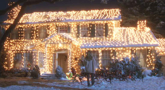 National Lampoons-Christmas-Vacation-house
