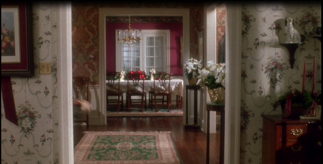 home alone wallpaper perspective
