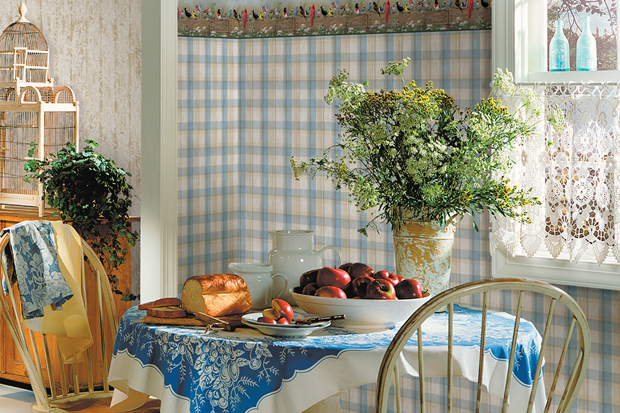 Pure Country Wallpaper from Chesapeake Wallcovering