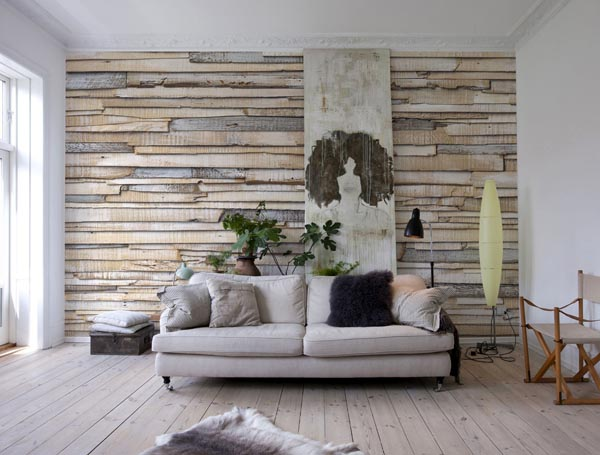 Wood panel wallpaper brewster wallcovering blog for Brewster wallcovering wood panels mural 8 700