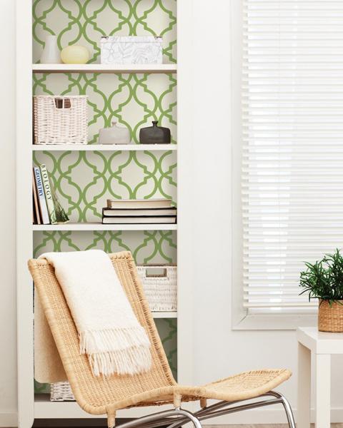 wallpaper book shelf