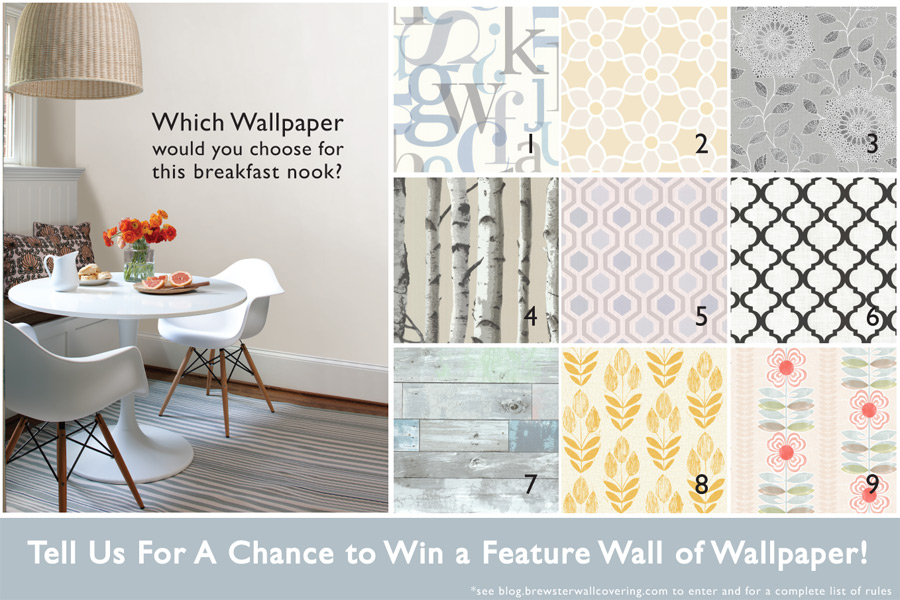 How to Win Wallpaper Home Decor Contest