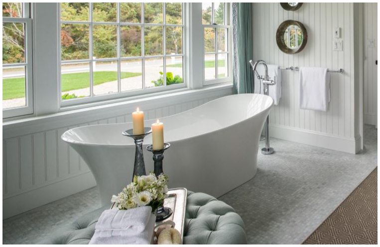 Free Standing Tub Home Decor Trend Spring 2015
