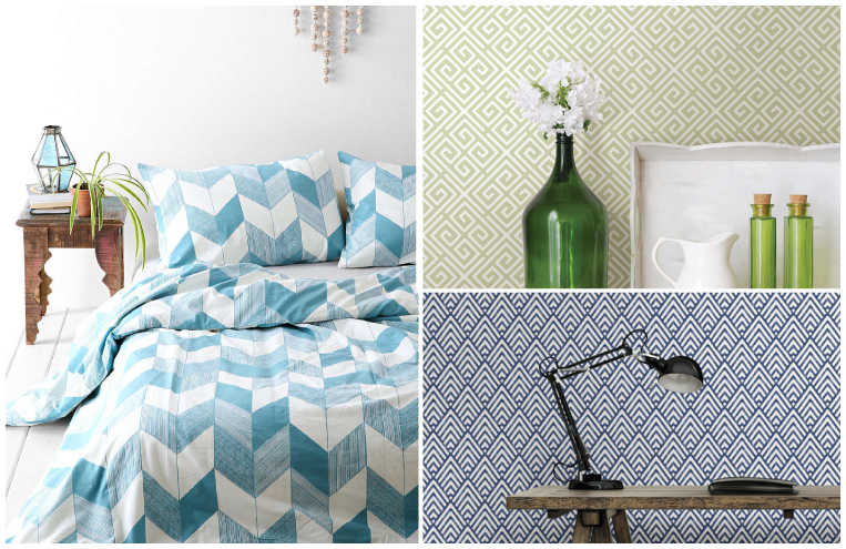 Top 5 spring 2015 trends for the home brewster home for Home decor like urban outfitters