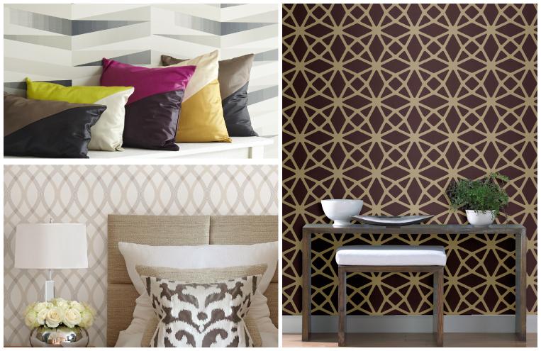 Geometrics Home Decor Trend Spring 2015