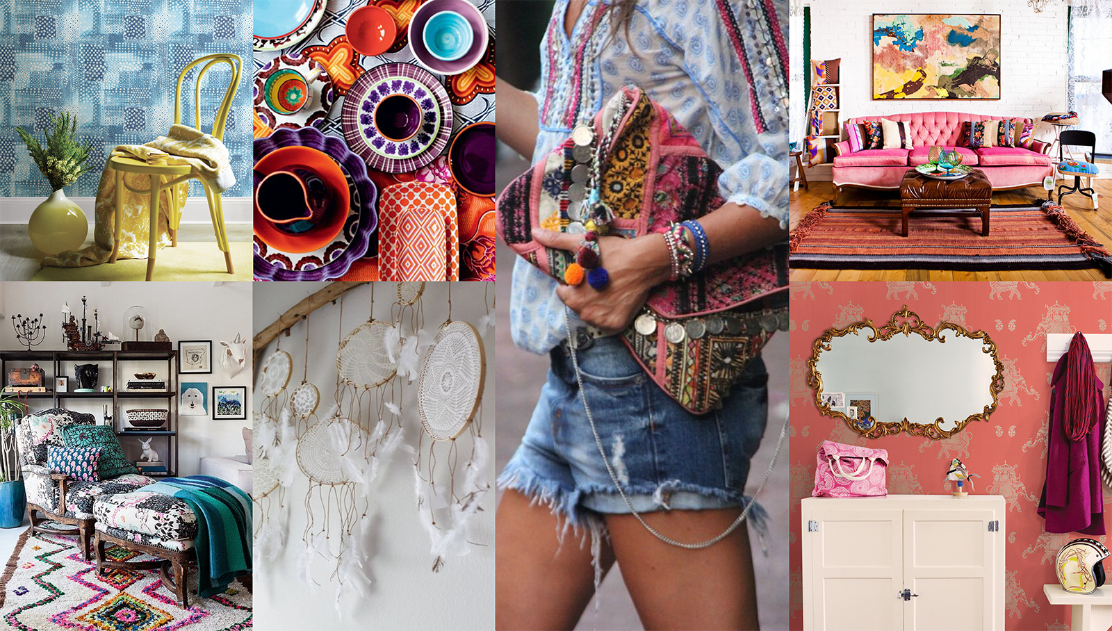 Boho Chic Fashion Trends 2016