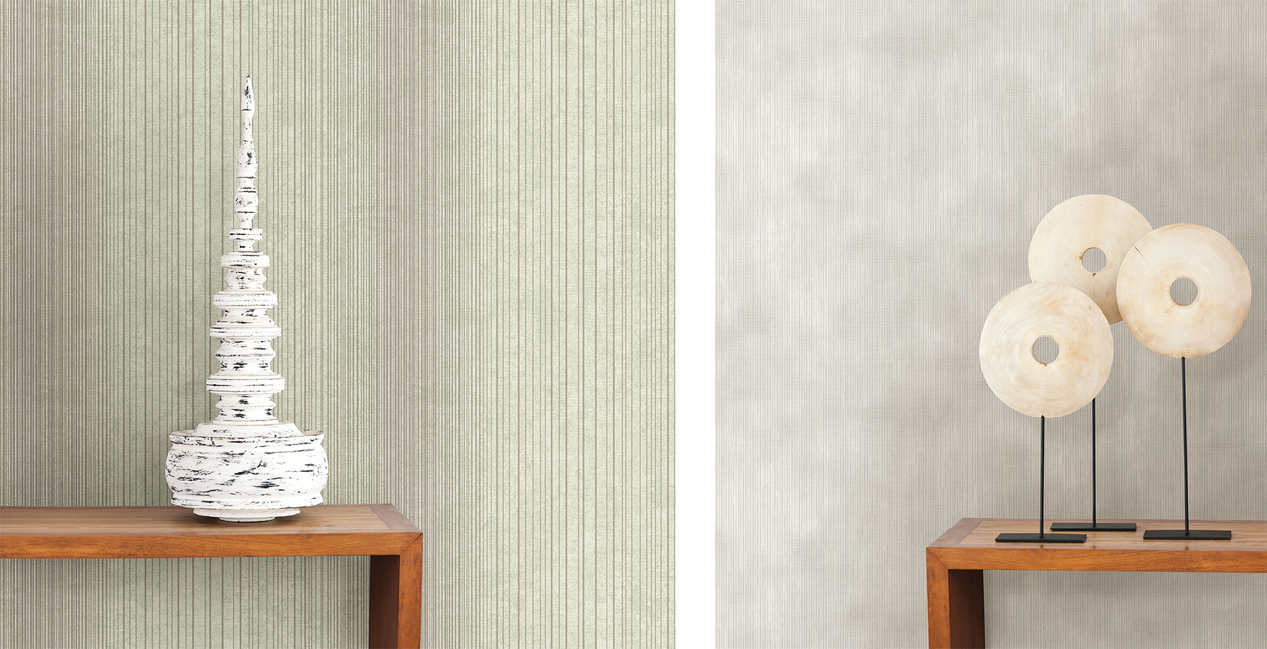 grey stripe wallpaper