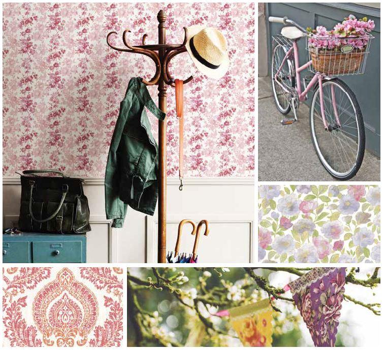 Ami Pink Wallpaper