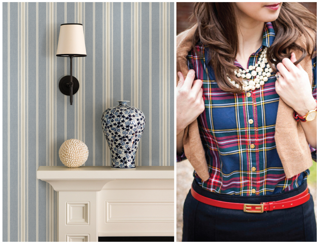Preppy Style Guide for preppy decor