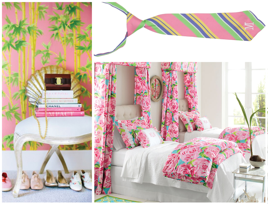 Preppy Style Preppy decor ideas