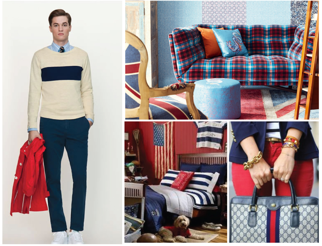 Preppy Style Guide preppy decor ideas