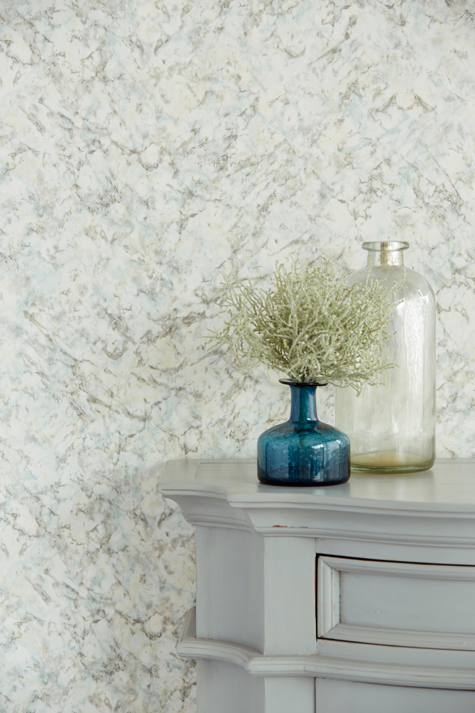 faux marble wallpaper