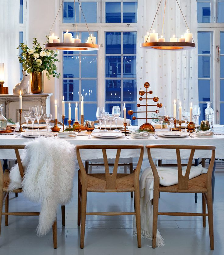 enchanted dining room