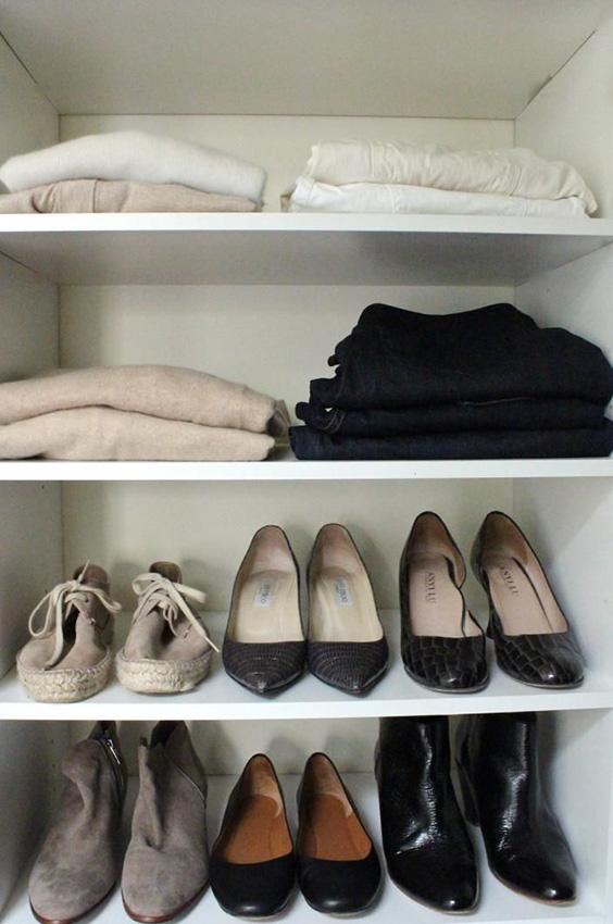Best Tips For An Organized Closet