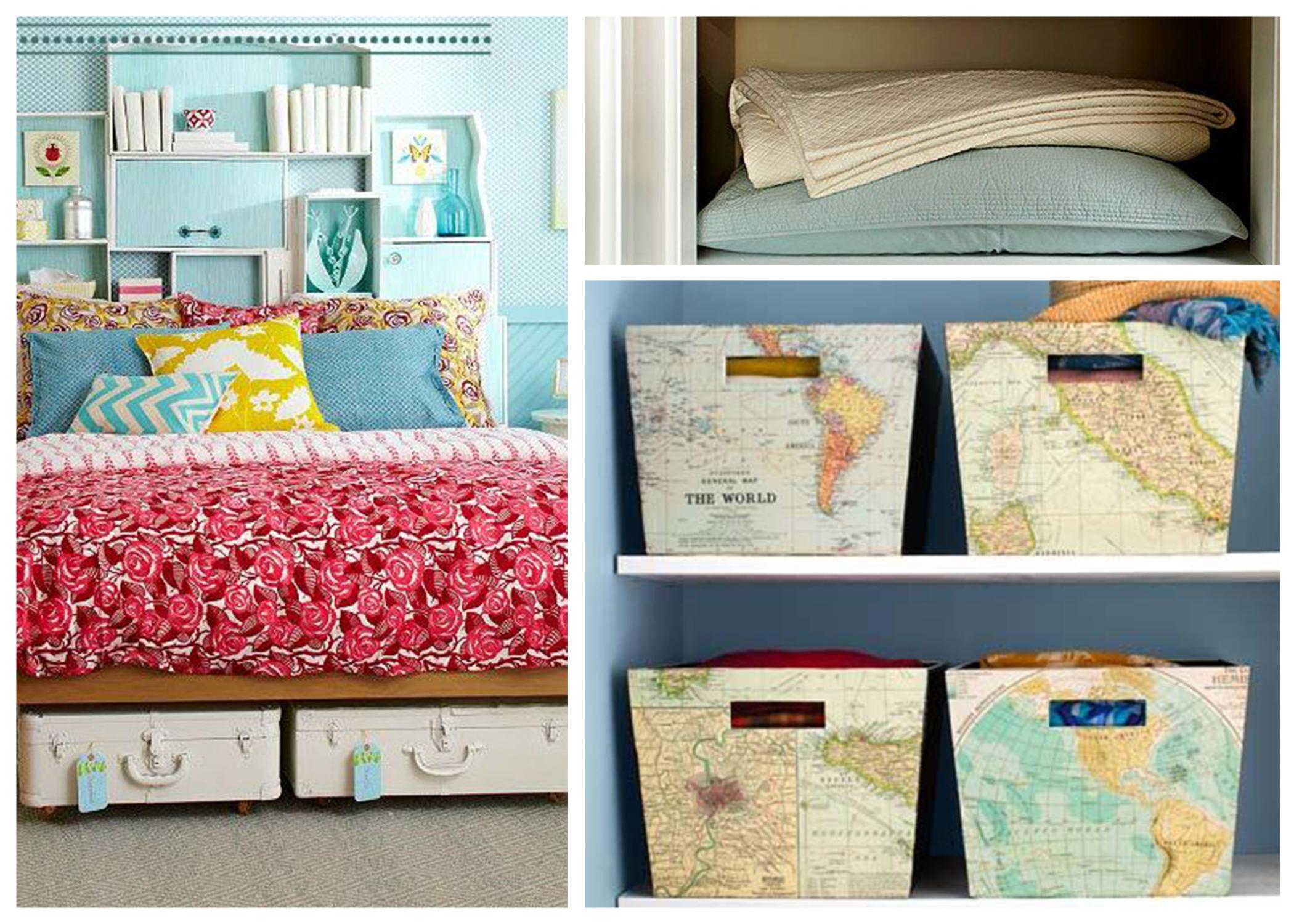 under bed storage tips