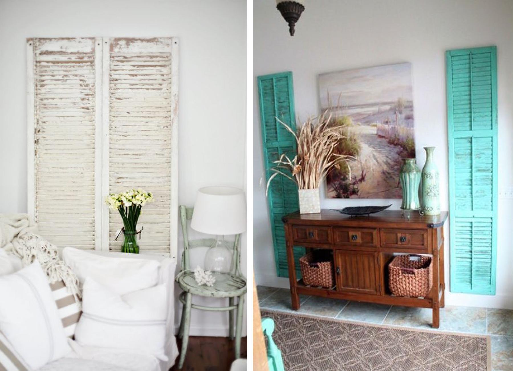 shutter wall panels