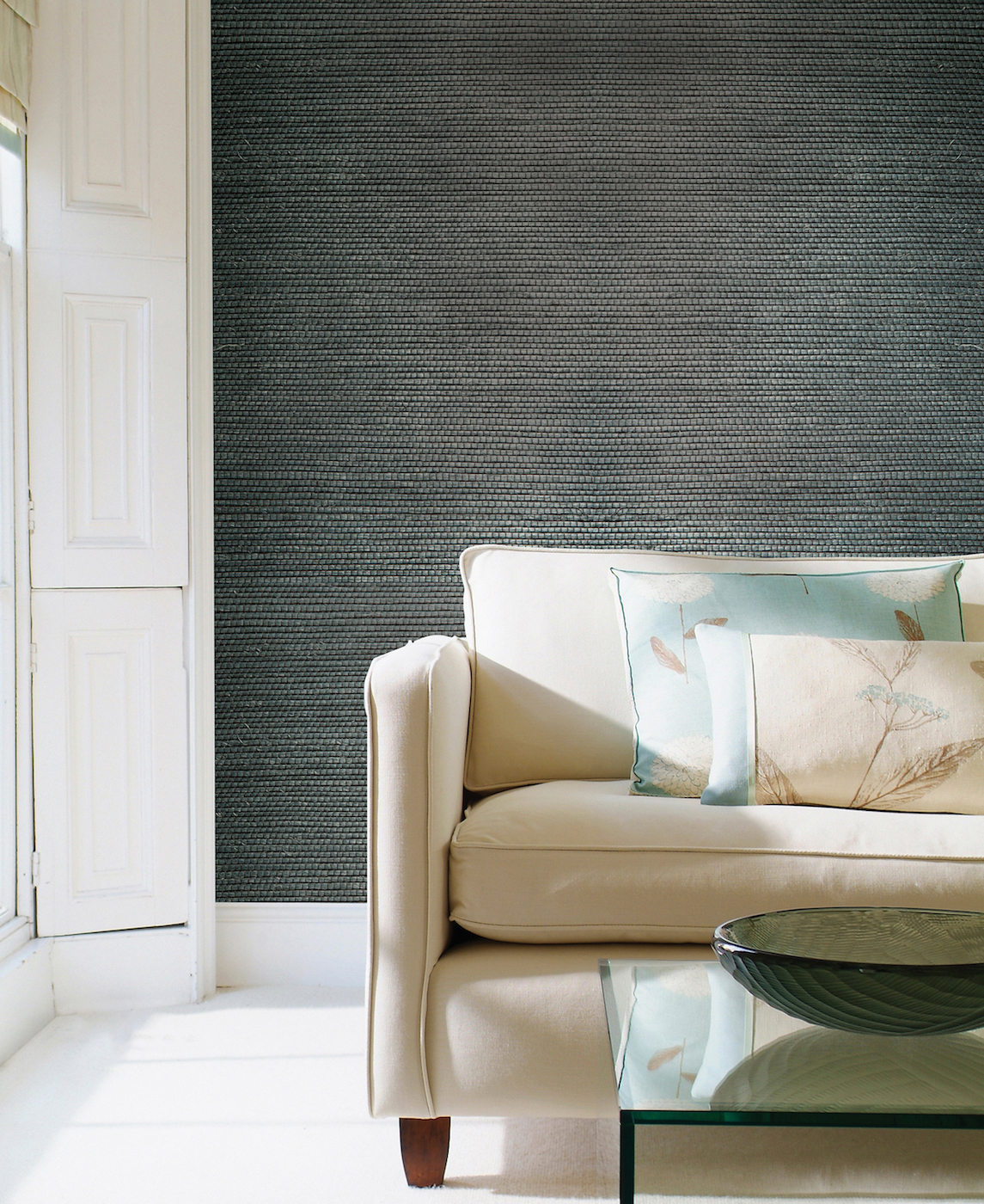 Trend Alert Grasscloth Wallpaper: Your Questions About Grasscloth Wallpaper Answered
