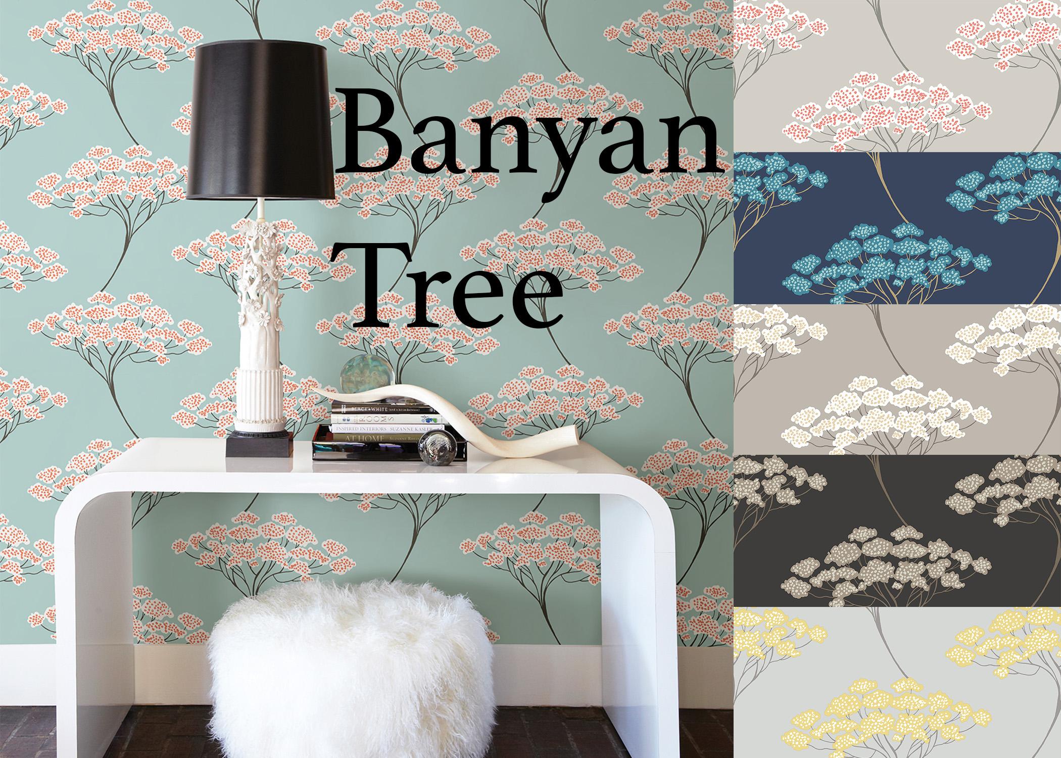 Banyan Tree Wallpaper