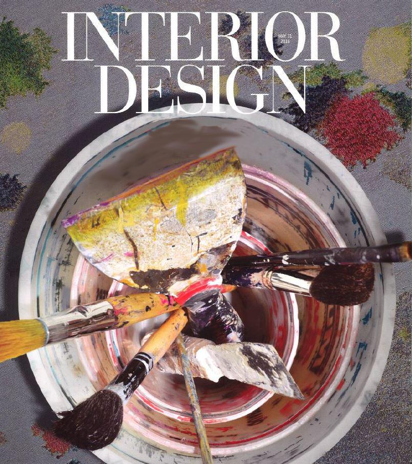 Interior Design Magazine May 2016 Brewster Home