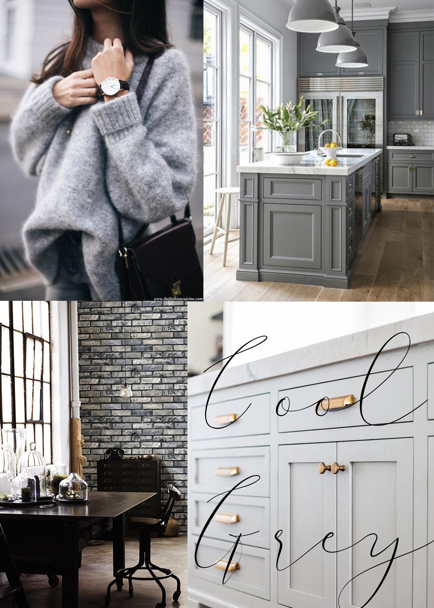 Grey Home Decor