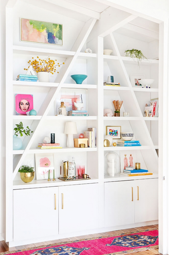 How To Style a Bookshelf: 10 Tips for Beautiful Shelves