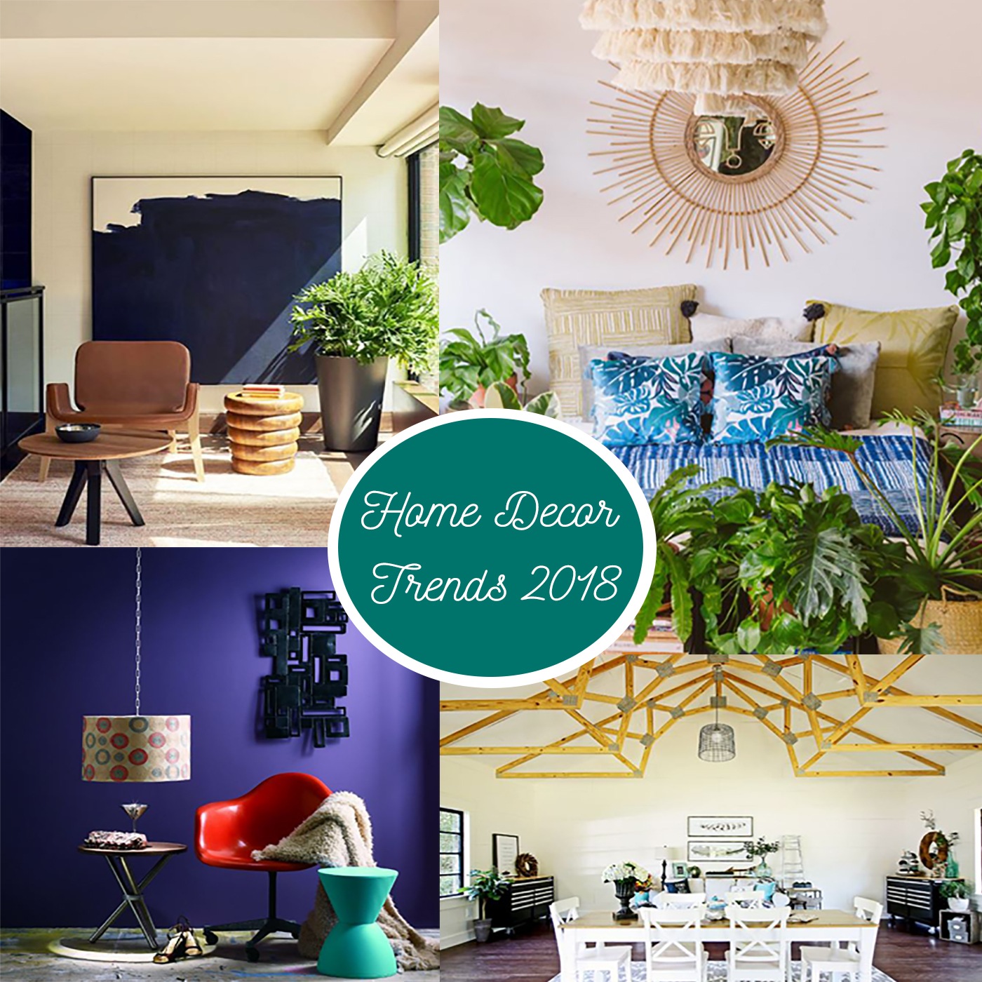 Home Decor Trends to Watch 2018