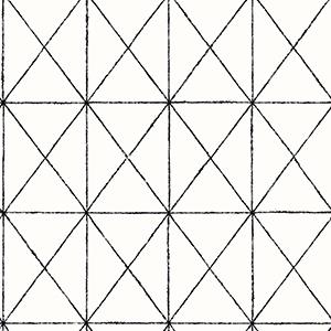 Simple geometric wallpaper
