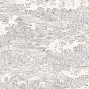 Elegant cloud wallpaper