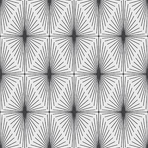 Star geometric wallpaper